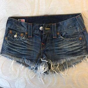 True Religion Shorts Brand New Size 26
